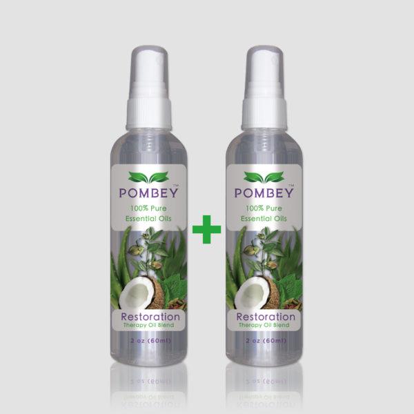 Restoration Therapy Oil Blend 2oz (Buy 1 Get 1 Half Price)