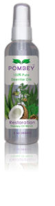 How-To-Use POMBEY Restoration Therapy Oil Blend