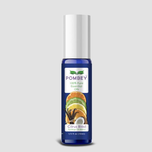Citrus Blast Essential Oil Roll-On