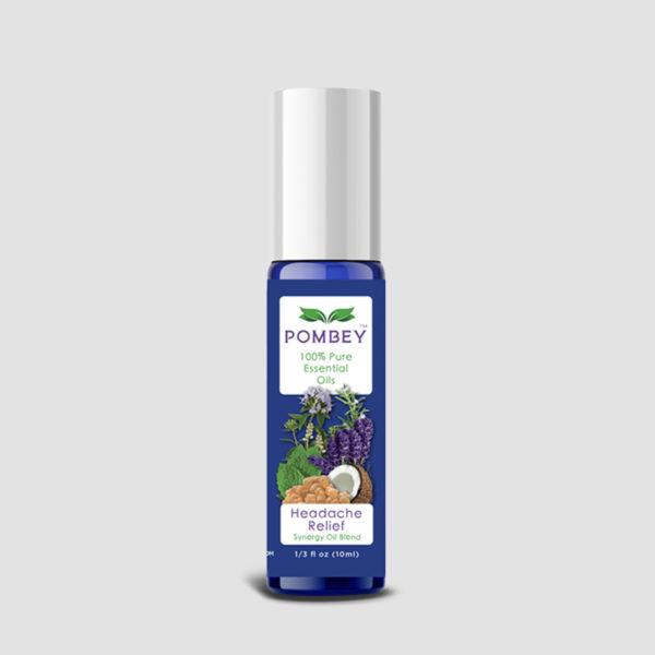 Headache Relief Essential Oil Blend Roll-On 10 ML
