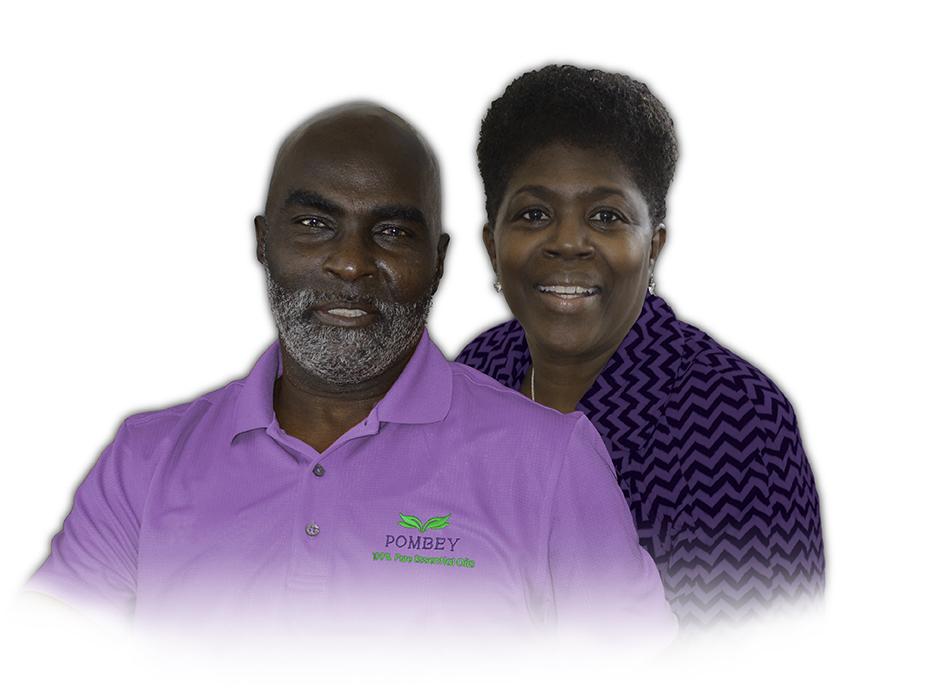 Our Story Renee & Kino Jones