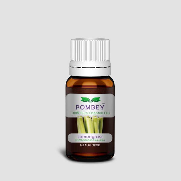 POMBEY Essential Oils Lemongrass 10ml